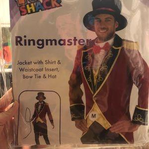 Other - Ringmaster costume